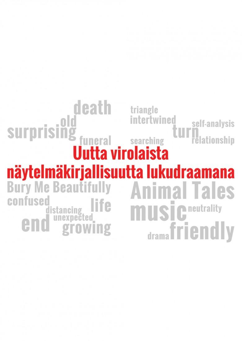 Uutta virolaista näytelmäkirjallisuutta lukudraamana