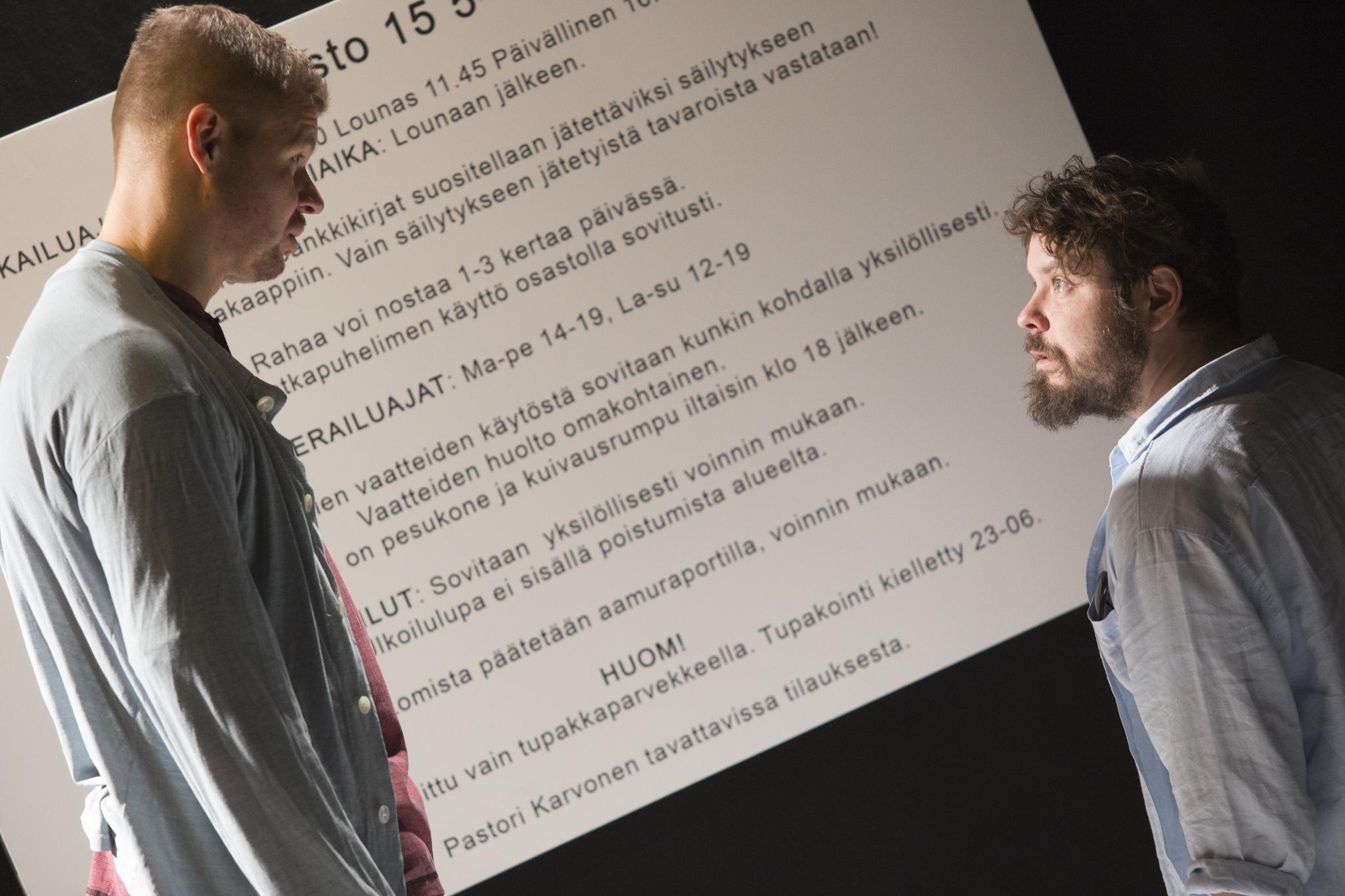 Hullu Teatterikesän pääohjelmistossa <h1> <h3>Teatterikesän esitykset käynnistävät Teatteri Telakan syyskauden